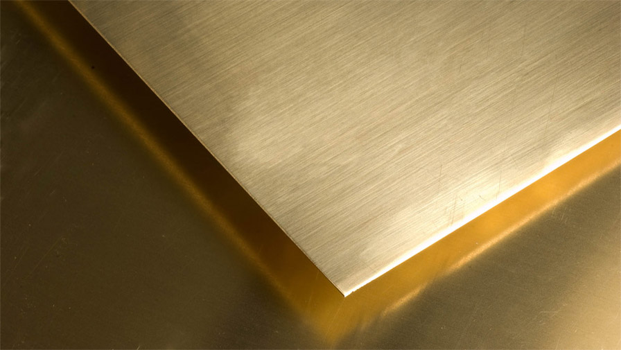 Brass sheets & strips